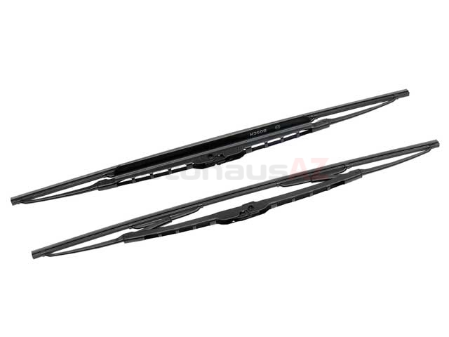 3397118421 Bosch Windshield Wiper Blade Set; Front; Left and Right; SET of 2; OE Style