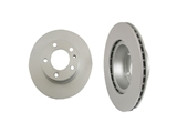 34111151655MY Meyle Disc Brake Rotor; Front; Vented 284x22mm