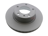 34111156143 Zimmermann Coat Z Disc Brake Rotor; Front; Vented 280x25mm