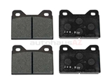 34111160173 ATE Brake Pad Set