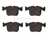 34111160296 ATE Brake Pad Set; Front; OE Improved Compound