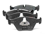 34113404362 Genuine BMW Brake Pad Set; Front