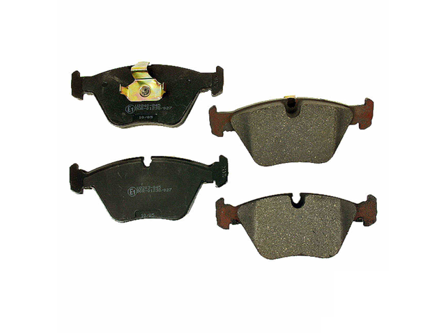 34116754705 Pagid Brake Pad Set; Front; OE Compound