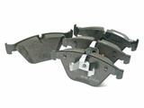 34116780711OE Genuine BMW Brake Pad Set; Front