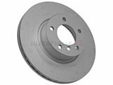 34116855006OE Genuine BMW Disc Brake Rotor; Front; Vented 312x24mm
