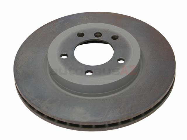 34116855156 Genuine BMW Disc Brake Rotor; Front; 325x25mm