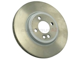 34116858652OE Genuine Mini Disc Brake Rotor; Front Left/Right; 294x22mm
