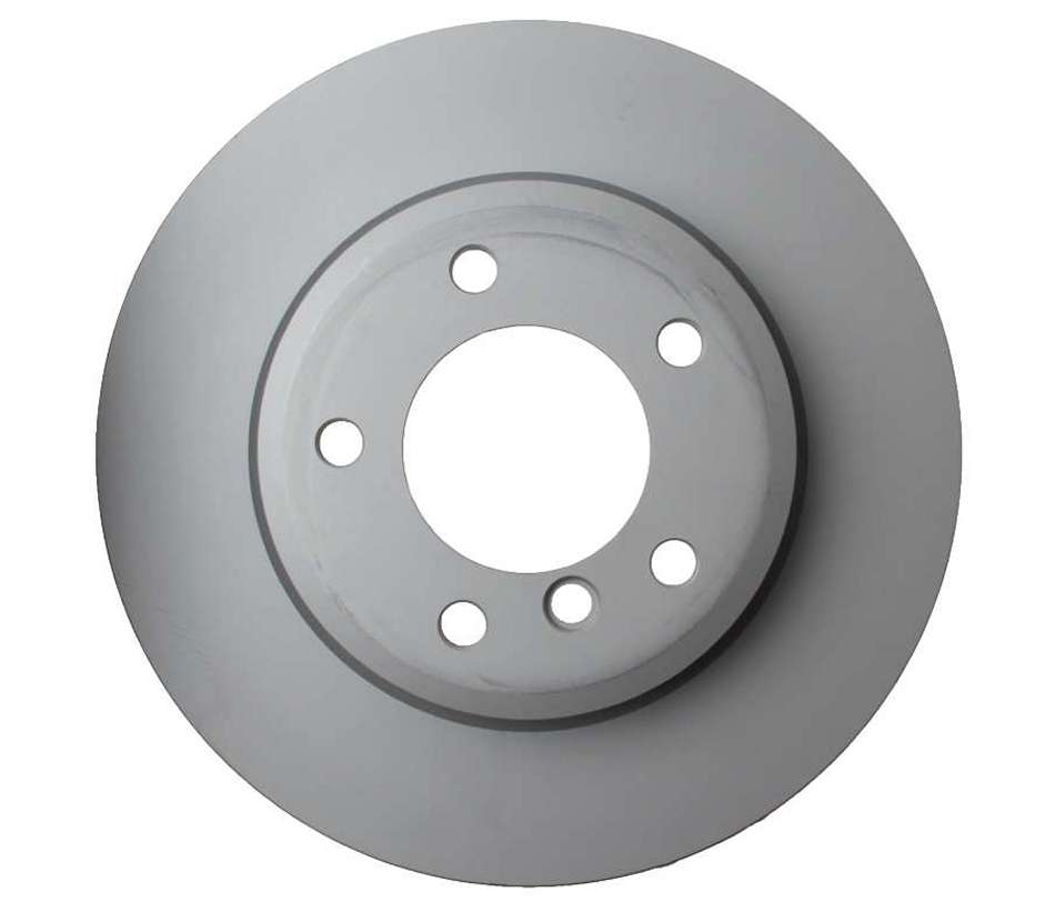 34116864058 Zimmermann Coat Z Disc Brake Rotor; Front; Vented 300x22mm