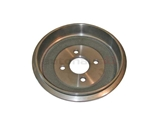 34211101741 Brembo Brake Drum; Rear; 230mm