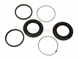 34211103482 Fahrzeug Technik Ebern (FTE) Brake Caliper Repair Kit; Rear
