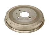 34211158556 ATE Brake Drum; Rear; 228.5mm Diameter