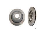 34216767060 Genuine Disc Brake Rotor; Rear