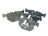 34216776937 ATE Brake Pad Set; Rear, OE Compound