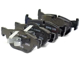 34216790761 Textar Brake Pad Set; Rear, OE Compound