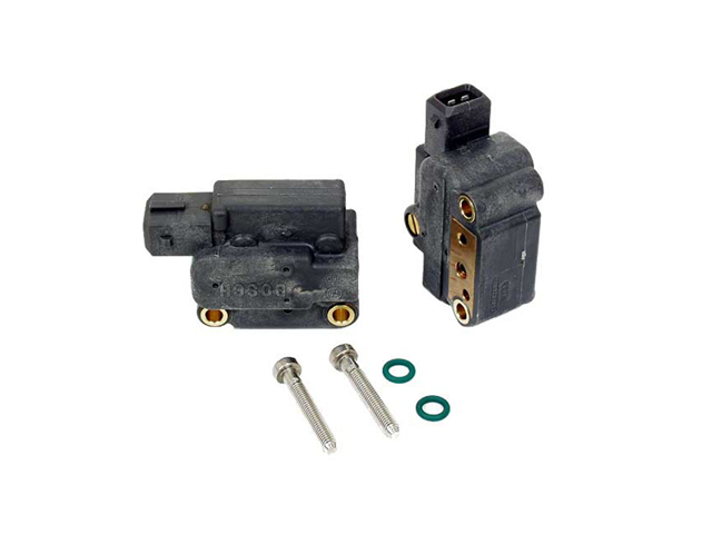 3437010044 Bosch Fuel Injection Electro Hydraulic Actuator/EHA Valve; Differential Pressure Regulator at Fuel Distributor (EHA Valve)