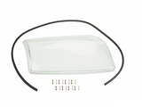 34430158 Professional Parts Sweden Headlight Lens; Right