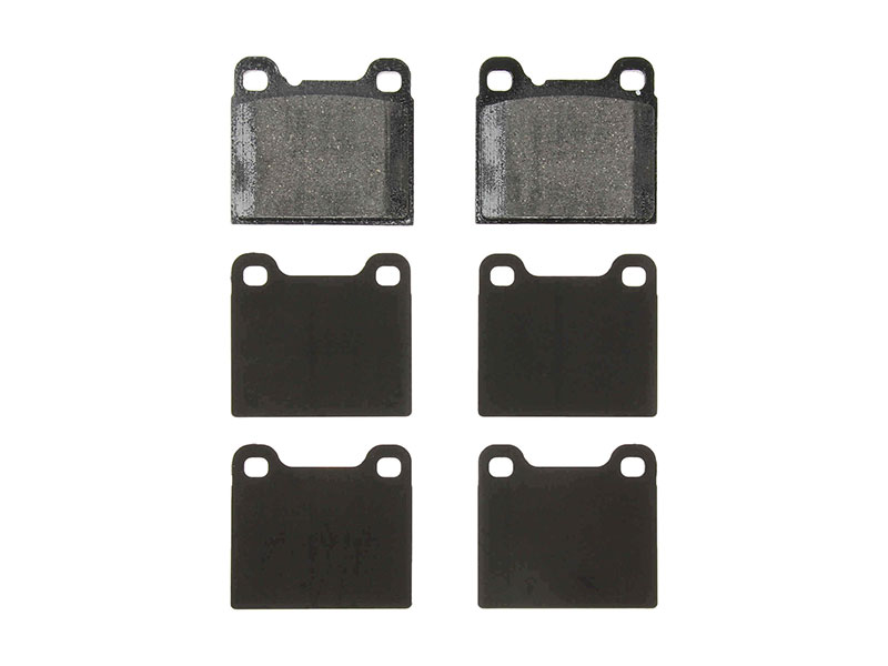 355008801 Pagid Brake Pad Set
