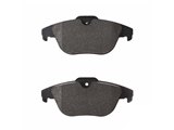 355012741 Pagid Brake Pad Set; Rear