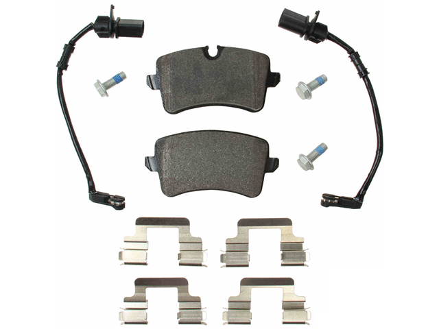 355016061 Pagid Brake Pad Set
