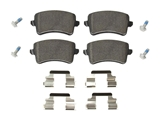 355025381 Pagid Brake Pad Set; Rear