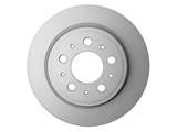 31471821 Pagid Disc Brake Rotor; Rear, 288mm