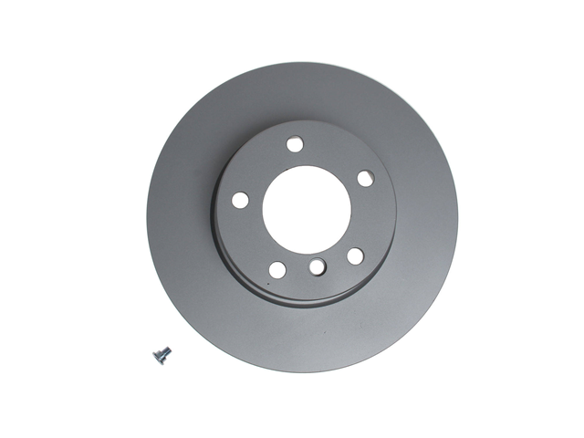 355111922 Pagid Disc Brake Rotor; Front; Vented 300x24mm