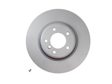 355113532 Pagid Disc Brake Rotor; Front