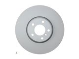 355120891 Pagid Disc Brake Rotor; Front Right