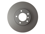 355122002 Pagid Disc Brake Rotor; Front