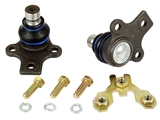 357407365MY Meyle Ball Joint; Front; With Mounting Bolt Kit