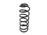 357411105AB Meyle Coil Spring; Front; Standard