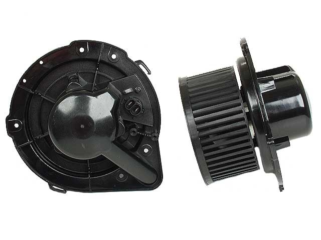 357820021 Meyle Blower Motor; Complete Motor and Fan Assembly