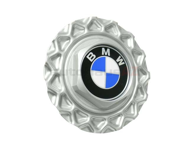36132225622 Genuine BMW Wheel Center Cap/Emblem; Center Cap for BBS Wheels; 151mm Diameter