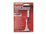 37438 Loctite Interior Rear View Mirror Adhesive; 0.3cc Kit
