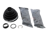 3B0498203D GKN Loebro CV Joint Boot Kit; Front Outer