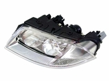 3B0941015AQ Hella Headlight; Left Halogen Assembly