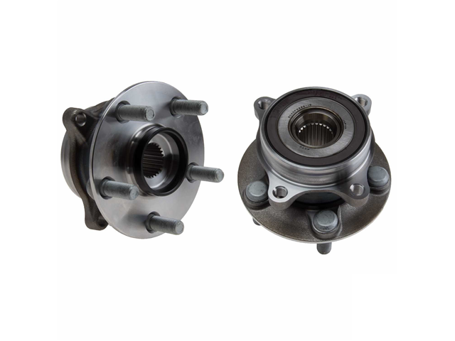 3DACF038D15AR Koyo Axle Bearing and Hub Assembly; Front