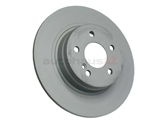 400365620 Zimmermann Coat Z Disc Brake Rotor