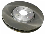 400366875 Zimmermann Formula Z Disc Brake Rotor