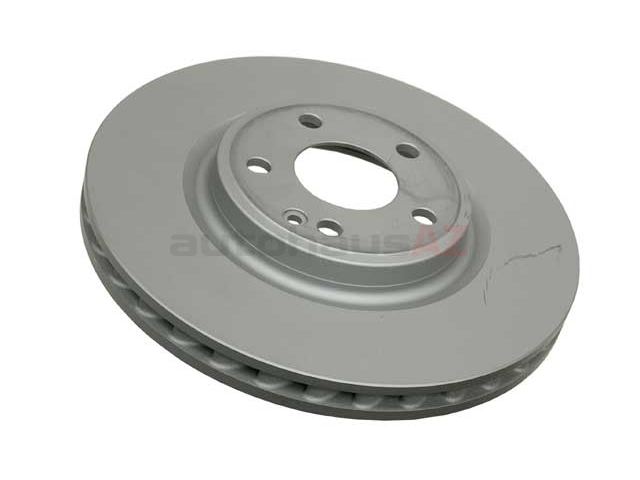 400369320 Zimmermann Coat Z Disc Brake Rotor; Front