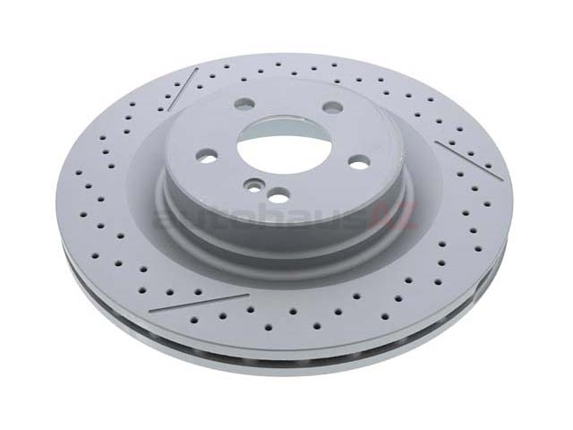 400550820 Zimmermann Disc Brake Rotor