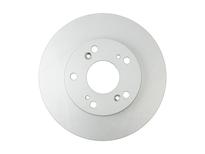 40201005 OPparts Platinum Disc Brake Rotor; Front