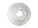 40221019 OPparts Platinum Disc Brake Rotor