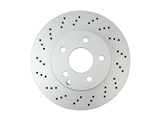 40233035 OPparts Platinum Disc Brake Rotor