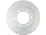 40251023 OPparts Platinum Disc Brake Rotor