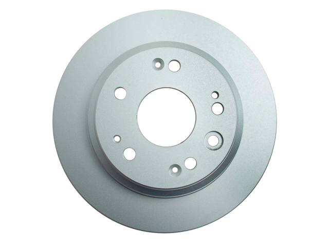 40401006 Meyle Disc Brake Rotor; Rear