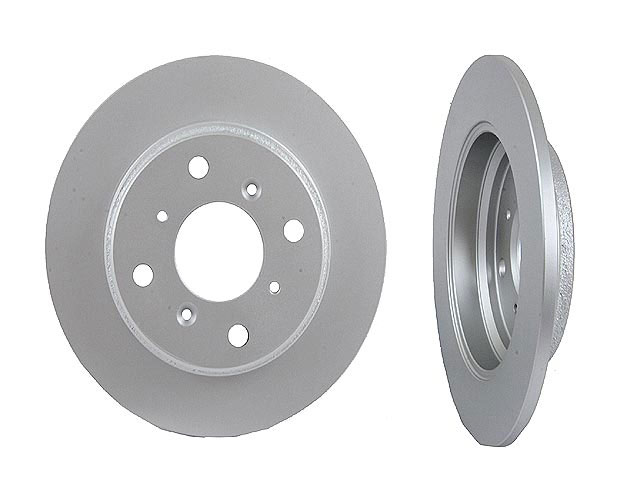 40421074 Meyle Disc Brake Rotor; Rear