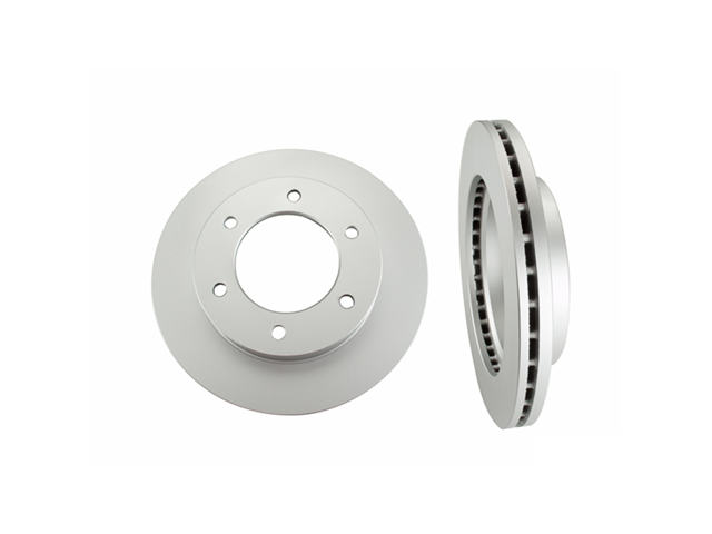 OPparts 40525003 Disc Brake Rotor