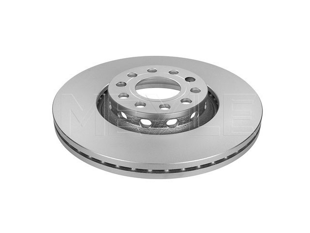 40454030 Meyle Disc Brake Rotor; Front; Vented 312x25mm