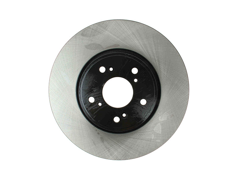 40501040 OPparts Disc Brake Rotor; Front